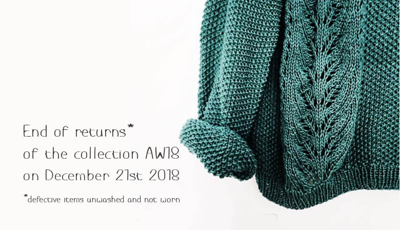 End of returns AW18