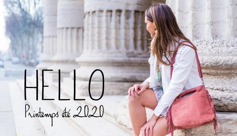Hello Printemps été 2020