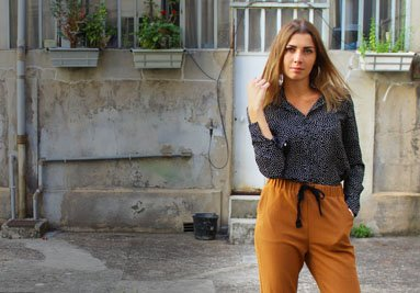 Women clothing from the French wholesaler Carla Raffi